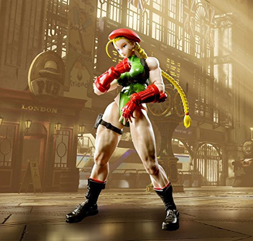 Image 6 for Street Fighter V - Cammy - S.H.Figuarts
