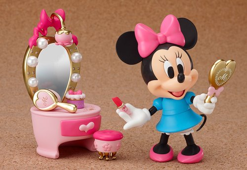 Image 3 for Mickey Mouse - Chip - Dale - Minnie Mouse - Nendoroid #232 (Good Smile Company)