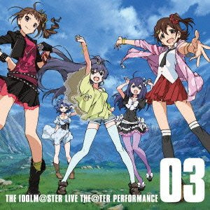 Image 1 for THE IDOLM@STER LIVE THE@TER PERFORMANCE 03