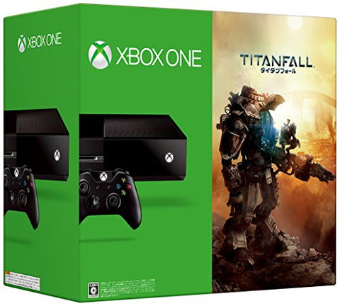 Image for Xbox One [Titanfall Bundle Set]