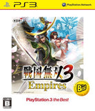 Thumbnail 1 for Sengoku Musou 3 Empires (Playstation 3 the Best)