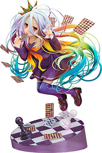 Image 1 for No Game No Life - Shiro - 1/8 (Good Smile Company)