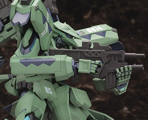 Image 7 for Muv-Luv Alternative - Muv-Luv Unlimited The Day After - F-22A Raptor - Alfred Walken Custom (Kotobukiya)