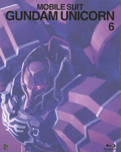 Image 1 for Mobile Suit Gundam Unicorn Vol.6 [Gundam 35th Anniversary Encore Limited Edition]