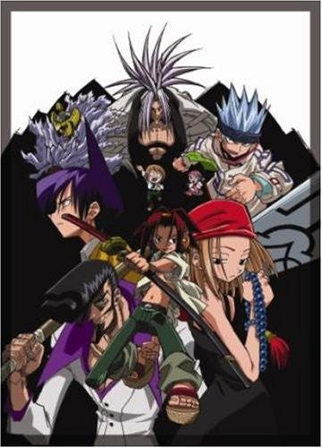 Image 2 for Shaman King DVD Box 1 - Kanashimi No Katachi Box