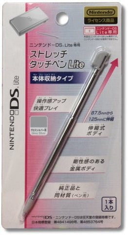 Image for Stretch Touch Pen Lite - Gloss Silver
