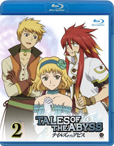 Image for Tales Of The Abyss Vol.2