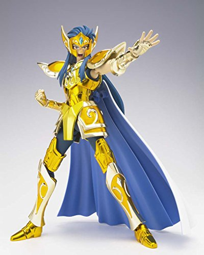 Image 10 for Saint Seiya - Aquarius Camus - Myth Cloth EX (Bandai)