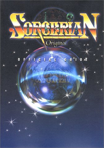 Sorcerian Original Official Guide Book/ Windows