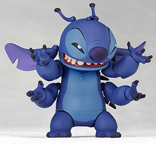 Image 7 for Lilo & Stitch - Stitch - Figure Complex Movie Revo No.003 - Revoltech (Kaiyodo)