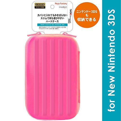 Image 1 for Trunk Case for New 3DS (Pink)