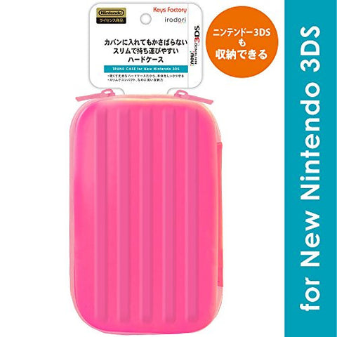 Image for Trunk Case for New 3DS (Pink)
