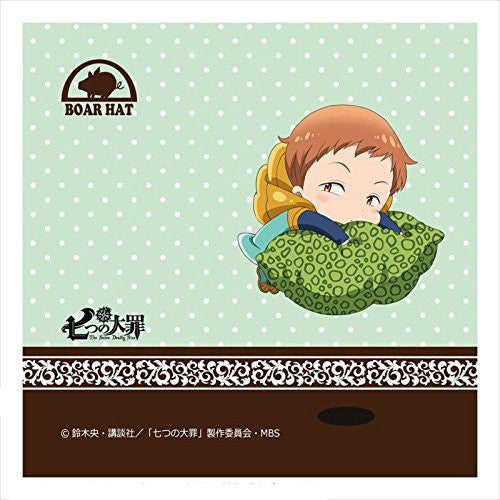 Image 1 for Nanatsu no Taizai - King - Mini Towel - Towel (Atelier Magi)