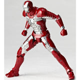Thumbnail 9 for Iron Man 2 - Iron Man Mark V - Revoltech - Revoltech SFX 041 - Legacy of Revoltech - 41 (Kaiyodo)