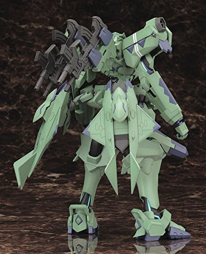Image 2 for Muv-Luv Alternative - Muv-Luv Unlimited The Day After - F-22A Raptor - Alfred Walken Custom (Kotobukiya)