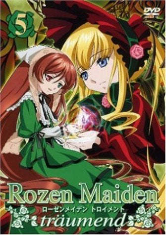 Image for Rosen Maiden Traumend Vol.5