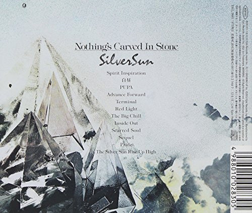 Image 2 for Silver Sun / Nothing's Carved In Stone