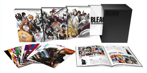 Image for Bleach 5th Anniversary Box [Limited Edition]