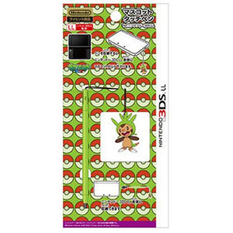 Image for Mascot Touch Pen for 3DS LL (Chespin)