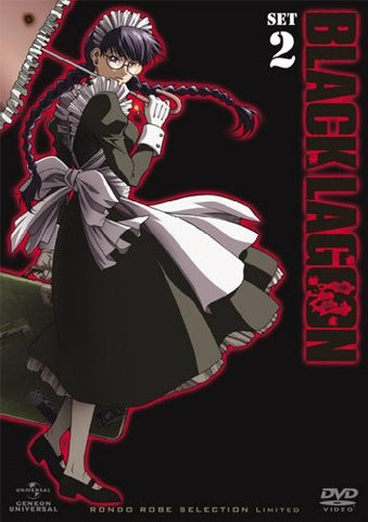 Image for Black Lagoon Dvd Set 2