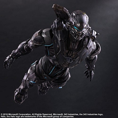 Image 4 for Halo 5: Guardians - Spartan Locke - Play Arts Kai (Square Enix)