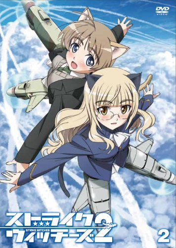 Image 1 for Strike Witches 2 Vol.2