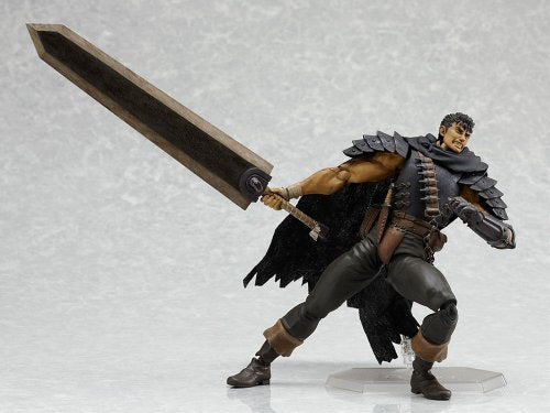 Image 5 for Berserk - Guts - Figma - Black Soldier ver. - 120 (Max Factory)