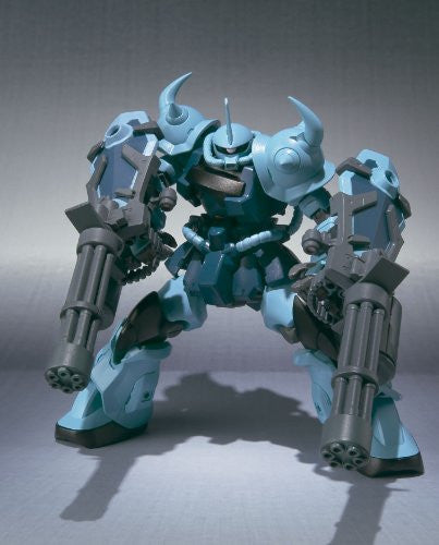 Image 3 for Kidou Senshi Gundam: Dai 08 MS Shotai - MS-07B-3 Gouf Custom - Robot Damashii - <Side MS> (Bandai)