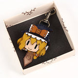 Thumbnail 2 for Touhou Project - Marisa Kirisame - Hand Made Leather Key Cap