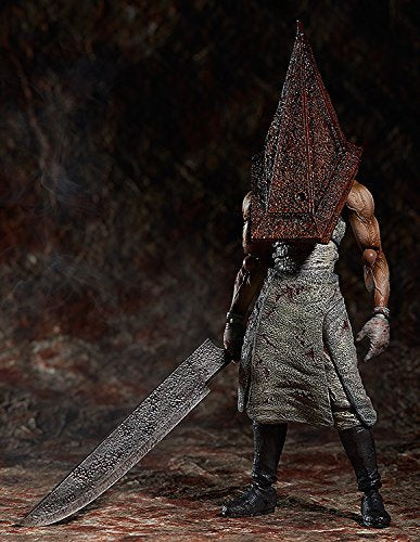 Image 2 for Silent Hill 2 - Red Pyramid Thing - Figma SP-055 (FREEing, Max Factory)