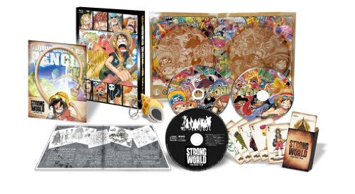 Image 2 for One Piece Film Strong World 10th Anniversary [Limited Edition]