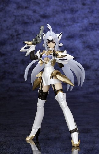 Image 5 for Xenosaga Episode III: Also sprach Zarathustra - KOS-MOS - 1/12 - Ver.4, Extra Coating Edition (Kotobukiya)