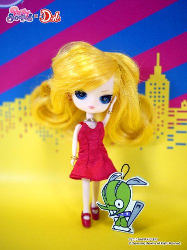 Image 2 for Panty & Stocking with Garterbelt - Panty Anarchy - Chuck - Pullip (Line) - Dal - Docolla - 1/9 (Groove)