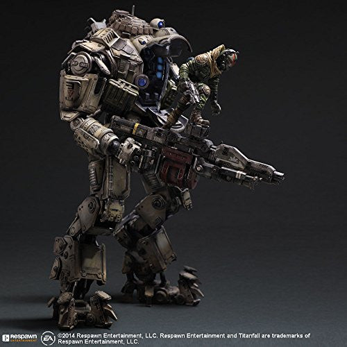 Image 7 for Titanfall - Atlas - Play Arts Kai (Square Enix)