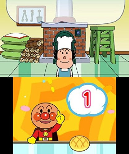 Image 7 for Anpanman to Touch de Wakuwaku Training