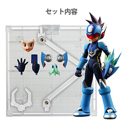 Image 2 for Ryuusei no Rockman - Shooting Star Rockman - 4 Inch-Nel (Sentinel)