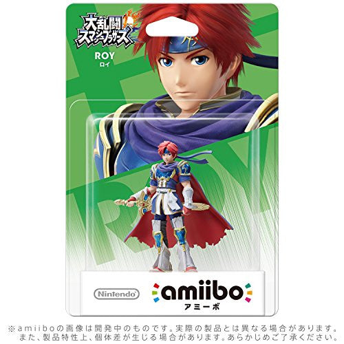 Image 2 for amiibo Roy (Super Smash Bros. Series)