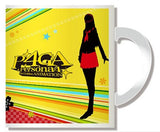 Thumbnail 2 for Persona 4: the Golden Animation - Amagi Yukiko - Mug (Penguin Parade)