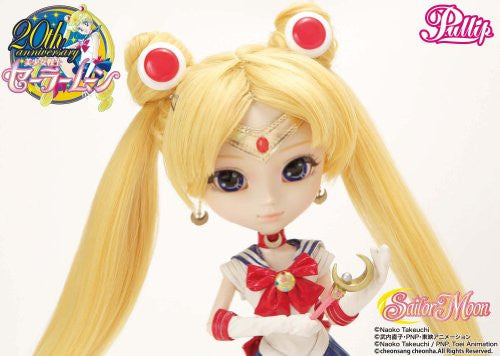 Image 4 for Bishoujo Senshi Sailor Moon - Luna - Sailor Moon - Pullip P-128 - Pullip (Line) - 1/6 (Groove)