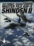 Thumbnail 1 for Ace Combat Assault Horizon   Master File Asf X Shinden Ii