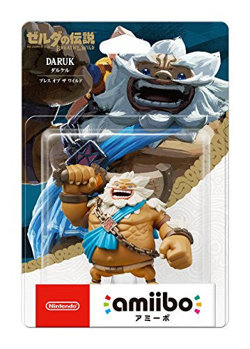Image 2 for Zelda no Densetsu - The Legend of Zelda: Breath of the Wild - Daruk - Amiibo