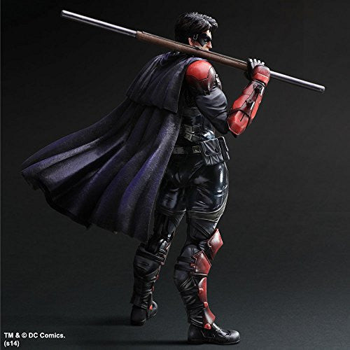 Image 4 for Batman - Batman: Arkham Origins - DC Universe - Robin - Play Arts Kai (Square Enix)
