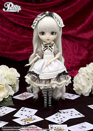 Image 10 for Pullip P-129 - Pullip (Line) - Classical Alice - 1/6 - Sepia Version (Groove)