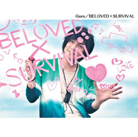 Image for BELOVED×SURVIVAL / Gero [Limited Edition]