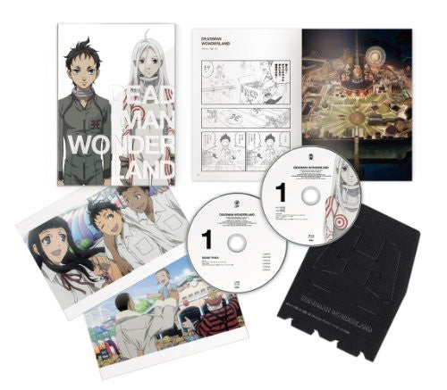 Image 1 for Deadman Wonderland Vol.1 [Blu-ray+CD Special Edition]