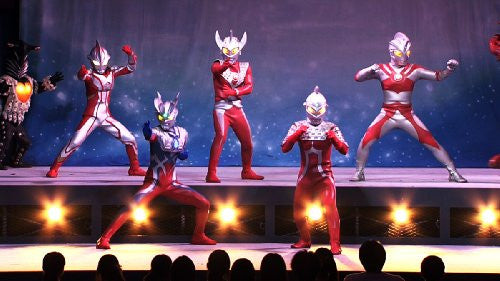 Image 2 for Ultraman The Live Series Ultraman Festival 2012 Dai 1 Bu - Ultra Seven Susume Ginga No Hatemademo