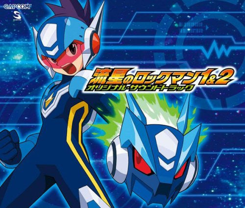 Image 1 for Ryuusei no Rockman 1&2 Original Soundtrack