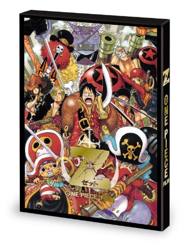Image 2 for One Piece Film Z Dvd Greatest Armored Edition [Limited Edition]