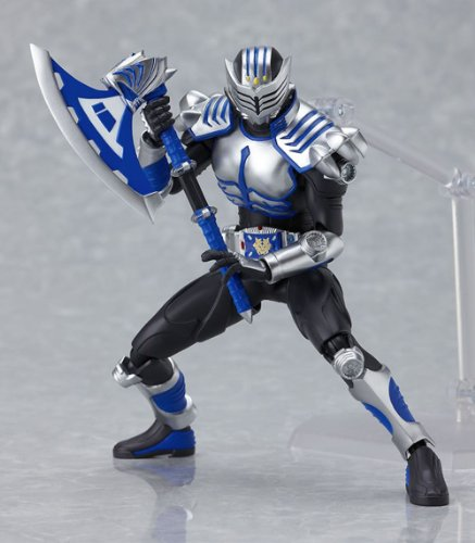 Image 4 for Kamen Rider Dragon Knight - Kamen Rider Axe - Figma #SP-028 (Max Factory)