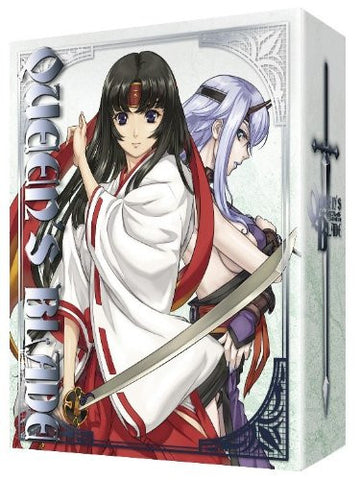 Image for Queen's Blade Gyokuza Wo Tsugumono Vol.4
